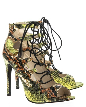 Have2have Sandaletter, Laila Gul Bubbleroom.se