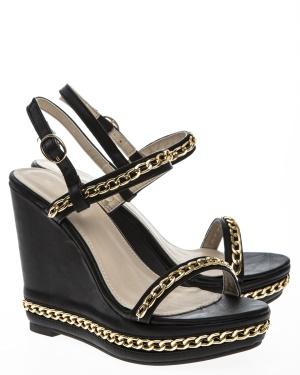 Have2have Sandaletter med kilklackar, Macey  Bubbleroom.se