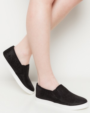 Have2have Slip On Sneakers Ting Svart 5/38