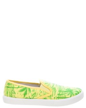 Have2have Slipin sneakers Scoop Gul och grön 6/39