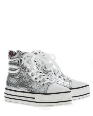 Have2have Sneakers, Candy Silver Bubbleroom.se