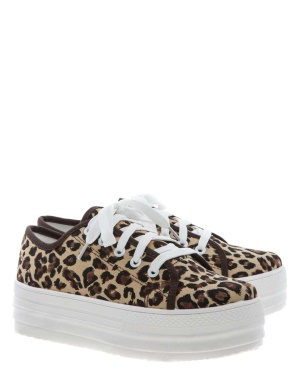 Have2have Tygskor, Octavia Animal Print Bubbleroom.se