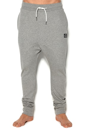 JACK&JONES Date Sweat Pants Light Grey Melange Bubbleroom.se