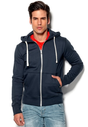 JACK&JONES Storm Sweat Navy Blue Bubbleroom.se
