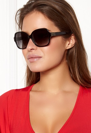 Juicy Couture Juicy 592/S Sunglasses Black One size thumbnail