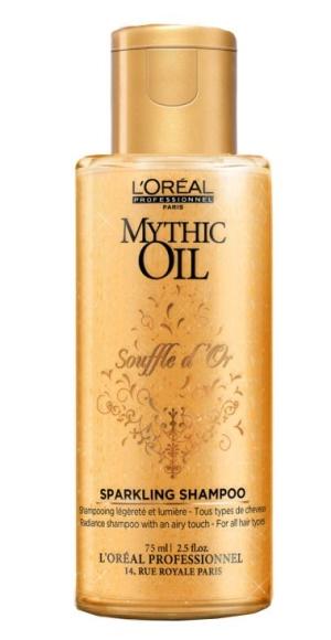 L'Oréal Professionnel Loreal Mythic Oil Shampoo (75ml)  Bubbleroom.se