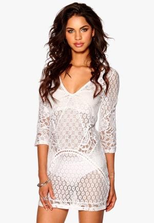 Make Way Tarras Dress White Bubbleroom.se
