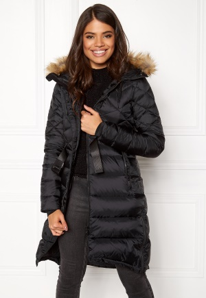 Mountain Works Foxy Lace Down Coat Black S thumbnail