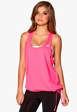 MXDC Ladies Loose Tank Pink Bubbleroom.se