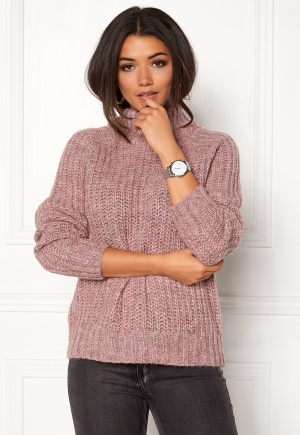 OBJECT Patricia Knit Pullover Withered Rose L thumbnail