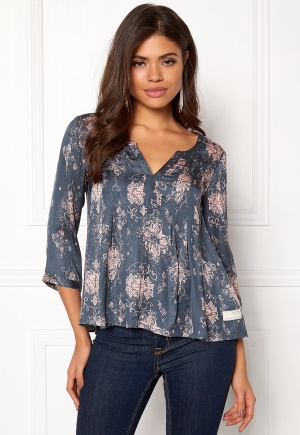 Odd Molly Octave L/S Blouse Shadow Blue S (1) thumbnail