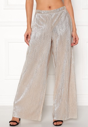 ONLY Melissa Metallic Wide Leg Pumice Stone 36 thumbnail