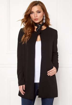 ONLY Sidney Lux Spring Coat Black L thumbnail
