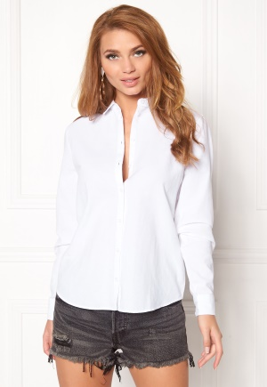 Pieces Katia Shirt Bright White XS thumbnail