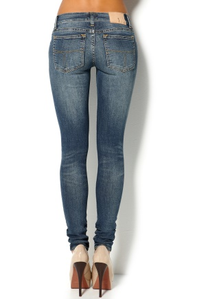 Tiger Jeans Slender jeans Midnight blue Bubbleroom.se