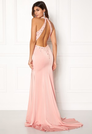 SUSANNA RIVIERI Sequin maxi Dress Rose 40 thumbnail