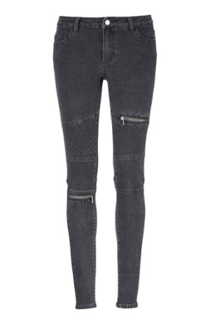 TrulyMine Jeans Grådenim Bubbleroom.no