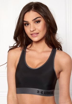 Under Armour Armour Mid Sports Bra Black S thumbnail