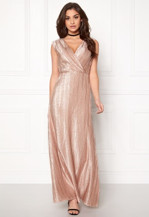 VERO MODA Lizzie Wrap Maxi Dress Rose Dust S thumbnail