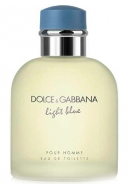 Dolce & Gabbana Dolce And Gabbana Light Blue Pour Homme EdT 40 ml  Bubbleroom.se