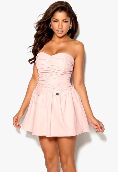 Chiara Forthi Chiaia Dress Pink Bubbleroom.se