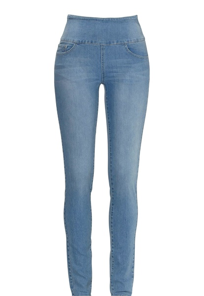 TrulyMine Jeans Ljusdenim Bubbleroom.se