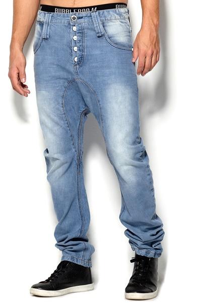 Humör Santiago Jeans Denim 516 Bubbleroom.se