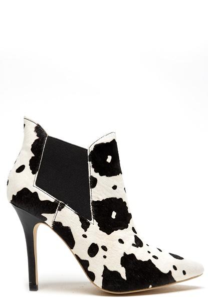 Sugarfree Shoes John Shoes Cow Bubbleroom.se