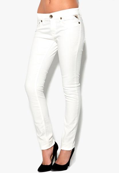 REPLAY Luz Jeans 011 Bull Denim Bubbleroom.se