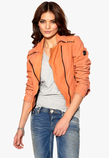 Maze Pomona Jacket Orange Bubbleroom.se