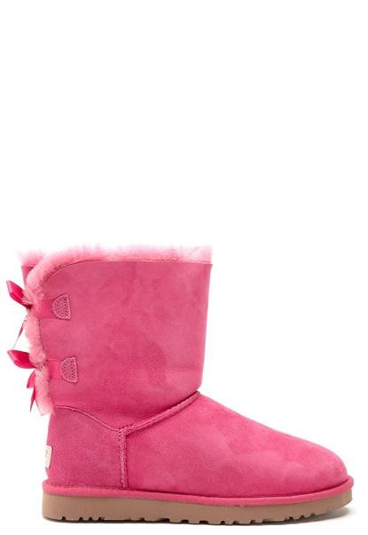 UGG Australia Bailey Bow Princess Pink Bubbleroom.se