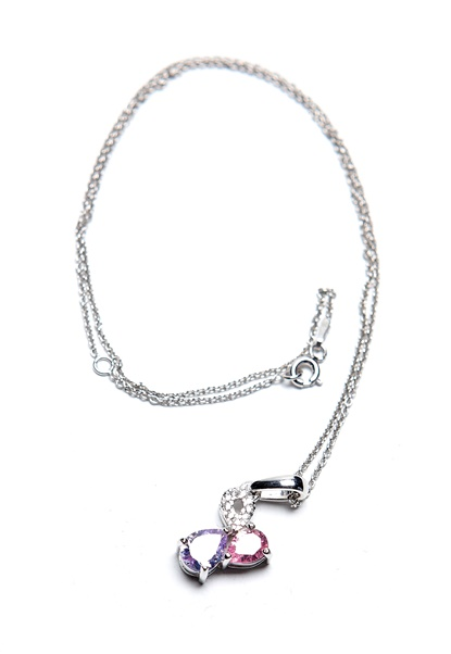 VJ by IL BB Wom H22 vit, rosa,lavende cz Bubbleroom.se