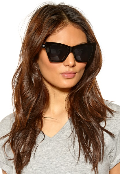 Le Specs Rapture Sunglasses Black/Smoke Mono Bubbleroom.se