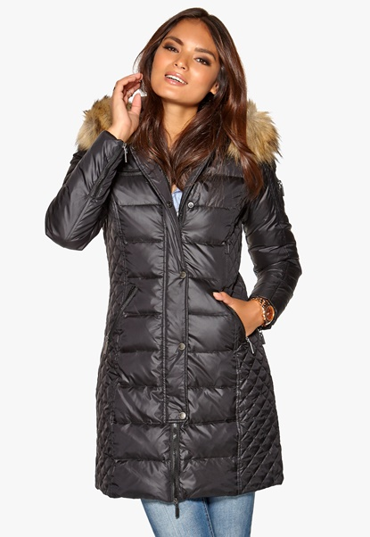ROCKANDBLUE Beam Jacket Black Bubbleroom.se