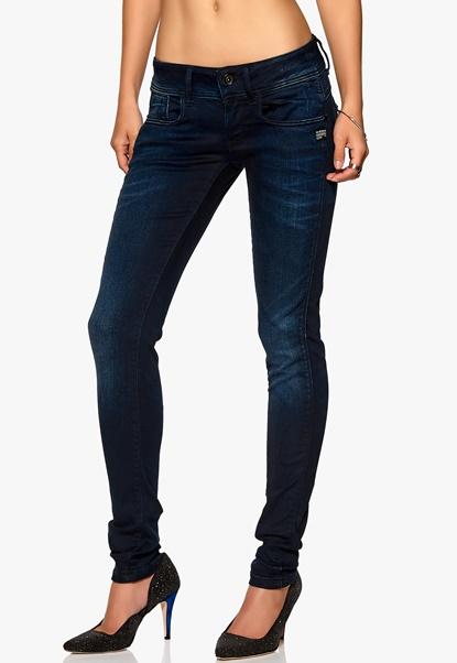 G-STAR Midge Cody Skinny Jeans 6133 Dk Aged Bubbleroom.se