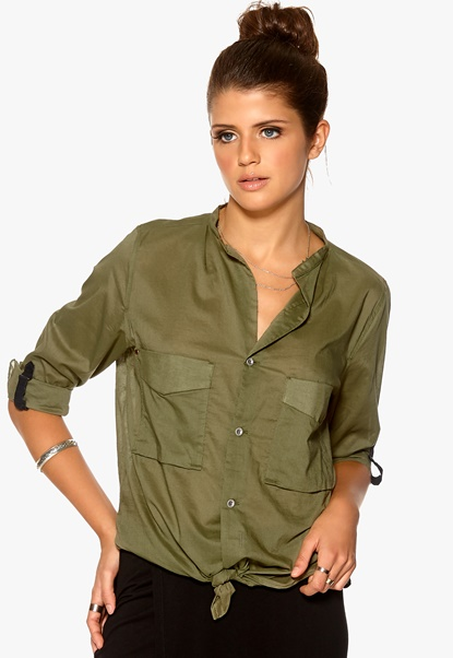 G-STAR Tycho Loose Shirt Comet Green Bubbleroom.se