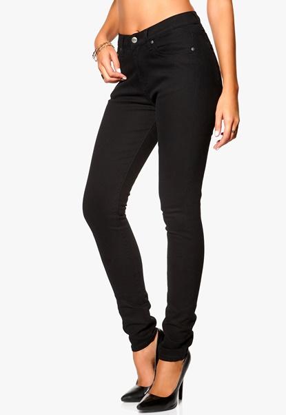 Gul & Blå Higher Jagger Jeans L6 Black Bubbleroom.se