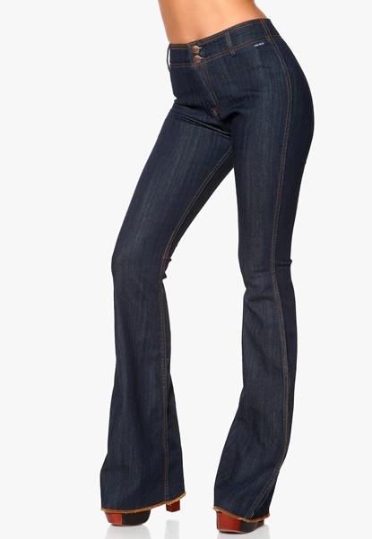 Gul & Blå TT2 Jeans L5 Wash Bubbleroom.se