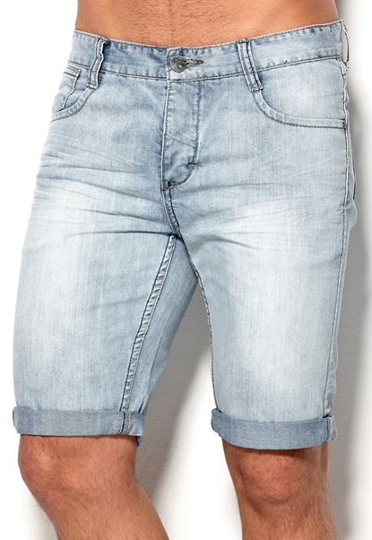 Humör Dukky Short Denim Shorts 423 Denim Bubbleroom.se