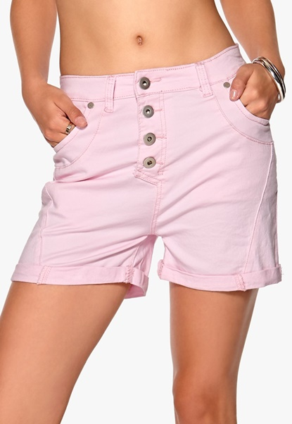 Sisters Point Muba Shorts Light Rose Bubbleroom.se