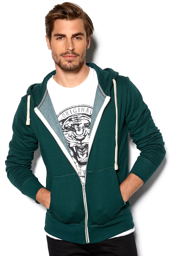 jack jones storm sweat zip hood gensere hoodies. Black Bedroom Furniture Sets. Home Design Ideas