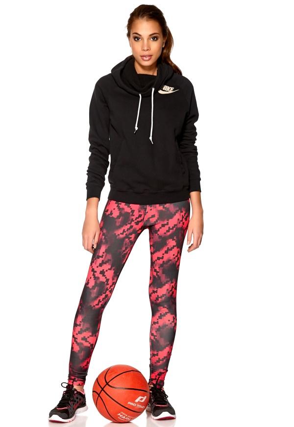 Nike Rally Funnel Neck Hood Sweaters Hoodies & Sweatshirts. В