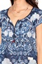 Odd Molly Midland Beach Blouse Dark Blue