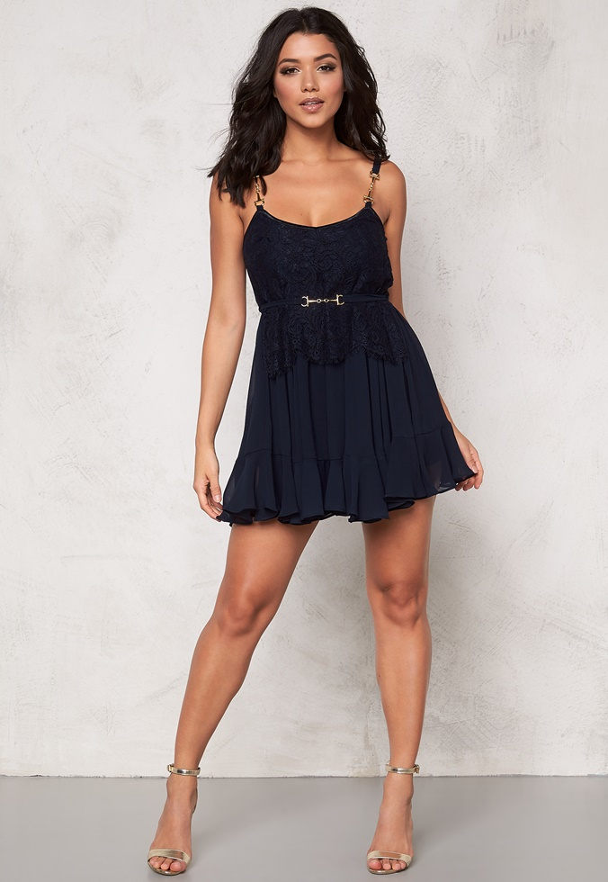 bubbleroom ida dress