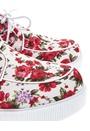 Have2have Blommiga creepers, Flower Röd och vit