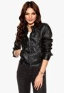 ONLY Corrie Pu Jacket Black