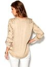 Culture Newt Blouse Beige CPD