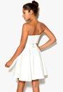 Chiara Forthi Caramelle Dress Creme