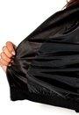 Chiara Forthi Forthi Bomber Jacket Black