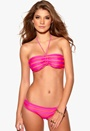 Roxy Shirred Bandeau Boy Brief Uviloet Wave MNF3 Bubbleroom.se